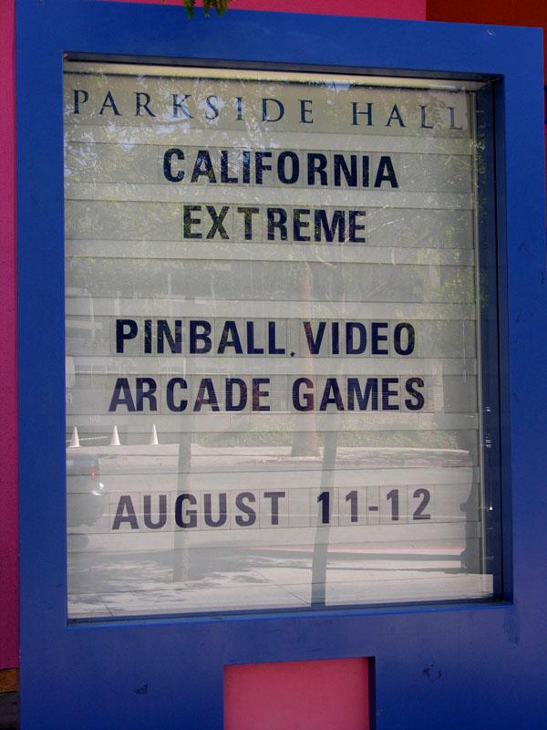 California Extreme 2007