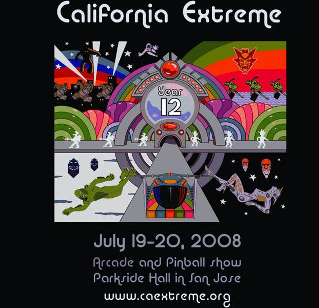 California Extreme 2008