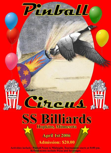 Pinball Circus 2006