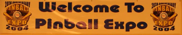 Pinball Expo 2004