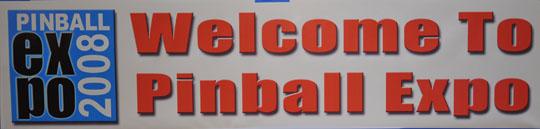 Pinball Expo 2008
