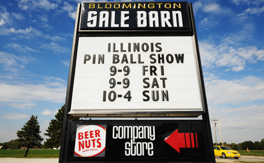 Illinois Pin Ball Show 2008