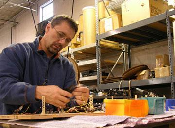Pinball Manufacturing Tour 2006